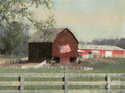 Painting - Country Collectionone by Scott B Bennett