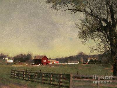 Painting - Country Collections Two by Scott B Bennett