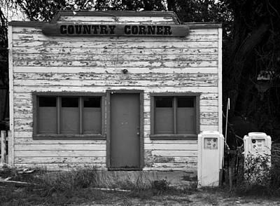 Country Corner Art Print by David Lee Thompson