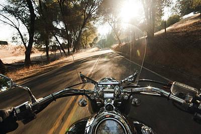 Amador County Photograph - Country Cruisin' by Eleanor Caputo