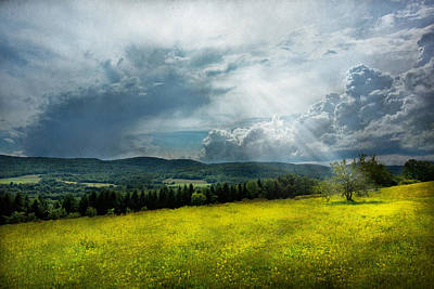 Photograph - Country - Eternal Hope by Mike Savad