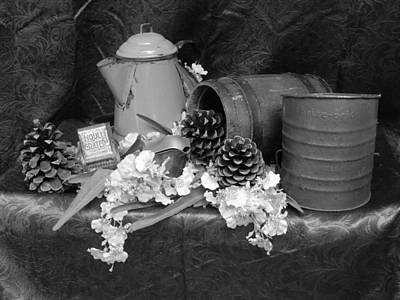 Photograph - Country Living by Pamela Walton