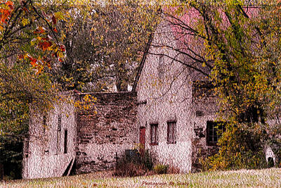 Country Living Art Print by Stacy Zelle