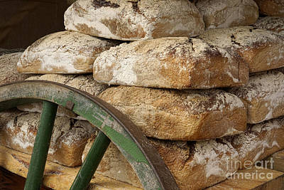 Photograph - Country Loaf by Inge Riis McDonald