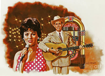 Country Magic Art Print by Dick Bobnick