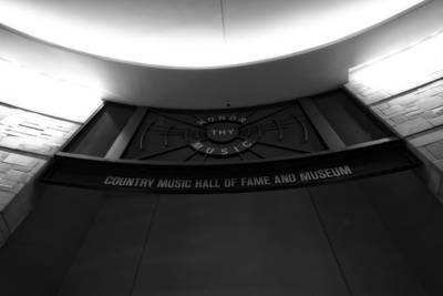 Country Music Hall Of Fame And Museum Photograph - Country Music Hall Of Fame And Museum by Dan Sproul