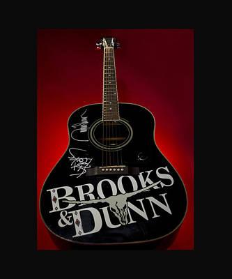 Country Music Symbol Art Print