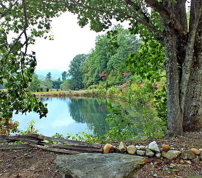 Photograph - Country Pond by Duane McCullough