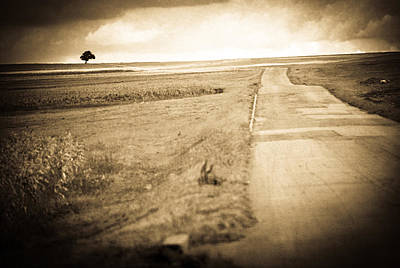 Photograph - Country Road by Emanuel Tanjala