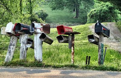 Photograph - Country Road by Patricia Januszkiewicz