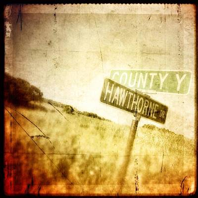 Country Roads Original by Jeff Klingler