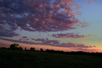 Photograph - Country Sky by Jame Hayes