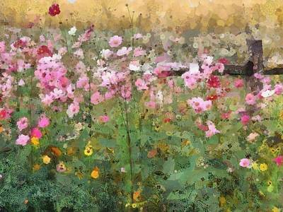 Painting - Country Spring by Leapdaybride