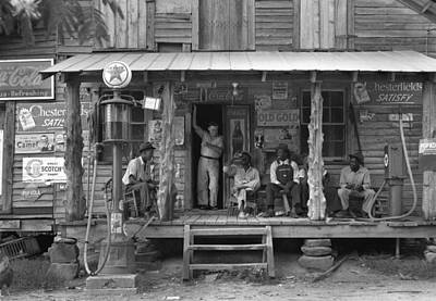 Photograph - Country Store, 1939 by Granger