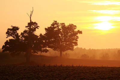 Photograph - Country Sunrise 2 by Scott Hovind