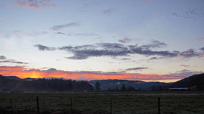 Photograph - Country Sunrise by Angi Parks