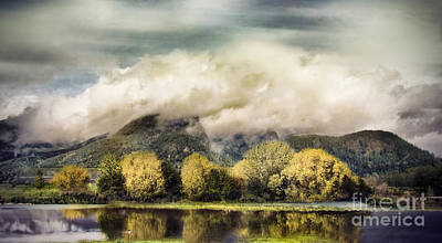 Photograph - Countryside Glory by Kym Clarke