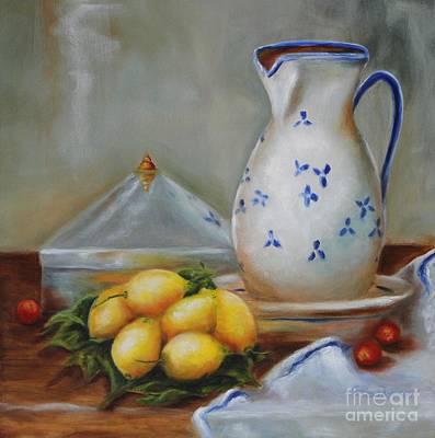 Painting - Countrytime II by Kathy Lynn Goldbach