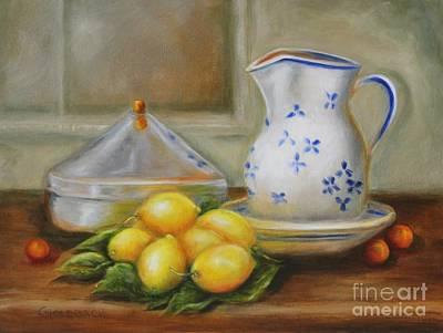 Painting - Countrytime by Kathy Lynn Goldbach