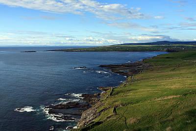 Photograph - County Clare Coast by Aidan Moran