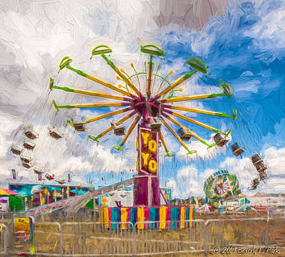 Photograph - County Fair by Beverly Parks
