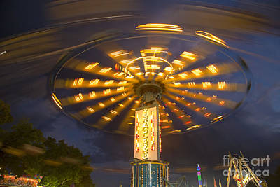 Photograph - County Fair by Jim West