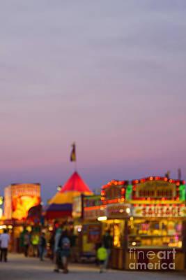 County Fair Original by Margie Hurwich