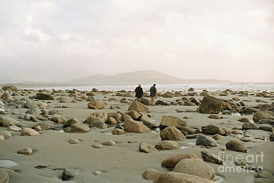 Photograph - Couple And The Rocks by Rebecca Harman
