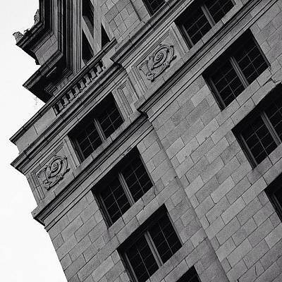 Architecturelovers Photograph - Courthouse Tower - Miami ( 1925 - 1928 ) by Joel Lopez