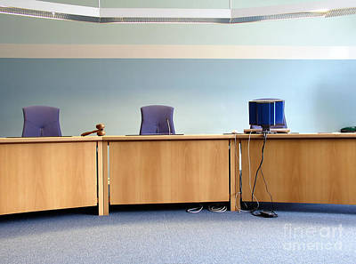 Tool Paintings - Courts room by Sasas Photography