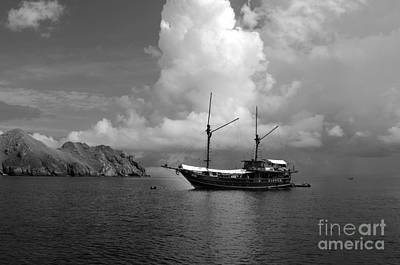 Art Print featuring the photograph Cove  by Sergey Lukashin
