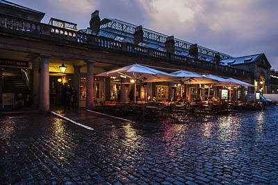 Photograph - Covent Garden by Alfio Finocchiaro