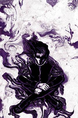 Digital Art - Cover For The Rain by A Ka