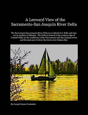 Photograph - Cover Photo A Leeward View by Joseph Coulombe