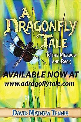 Sports Royalty-Free and Rights-Managed Images - Cover to A Dragonfly Tale by David Tennis