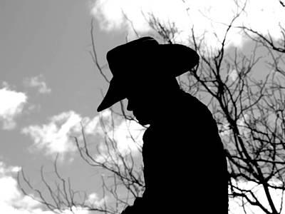 Photograph - Cowboy by Steve McKinzie