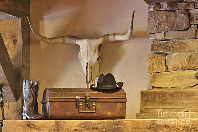 Cowboy Way Original by Laura Paine