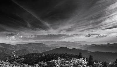 Photograph - Cowee Overlook by Joye Ardyn Durham