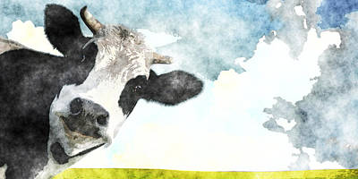 Have A Cupcake - Cows R Us by MotionAge Designs