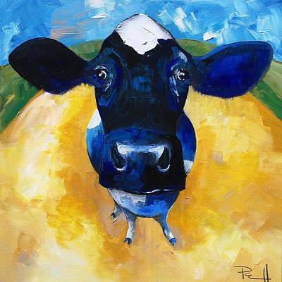 Cowtale Art Print