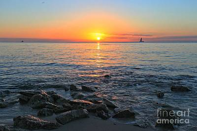 Photograph - Cozumel Sunset by Adam Jewell