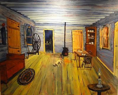 Cozy Cabin Life Original