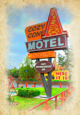 Photograph - Cozy Cone by Ricky Barnard