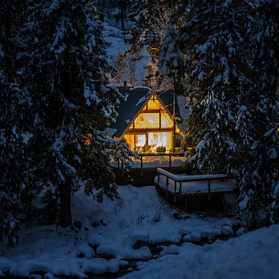 Photograph - Cozy Retreat by Dan Mihai