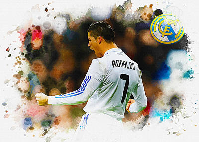 Cr 7 Original by Don Kuing