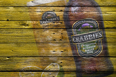 Handcrafted Photograph - Crabbies by Joe Hamilton