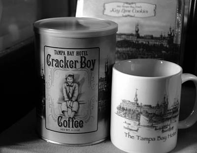 Photograph - Cracker Boy Coffee by David Lee Thompson
