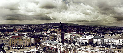 Photograph - Cracow by Kate Black
