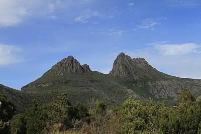 Cradle Mountain Tasmania All Profits Go To Hospice Of The Calumet Area Art Print