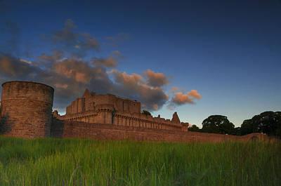 Photograph - Craigmillar Castle by Jean-Noel Nicolas